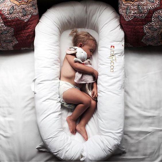 DockATot™: gioco, dormo, cambio.