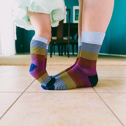 10 paia di calzini che vorrei