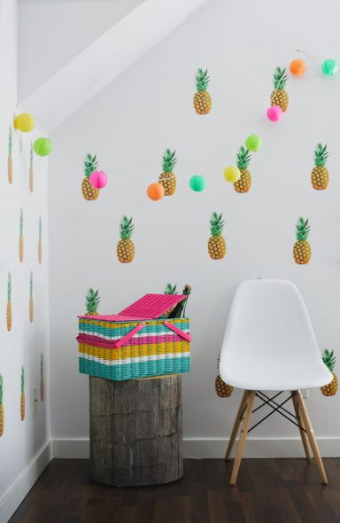 5 idee per bambini a tema Ananas: #NationalPineappleDay
