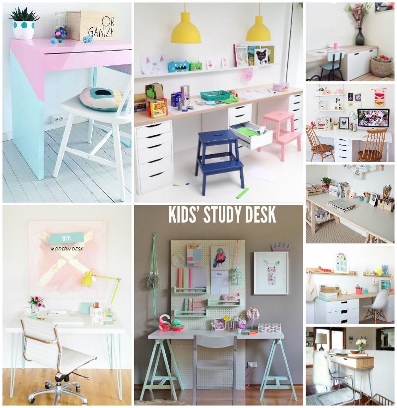 Ikea hack e scrivanie per bambini mercatino dei piccoli - Ikea scrivanie per camerette ...