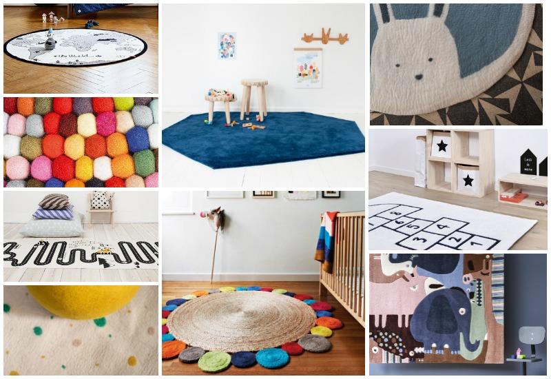 Tappeti Colorati Per Camerette : Tappeti per la cameretta mercatino dei piccoli