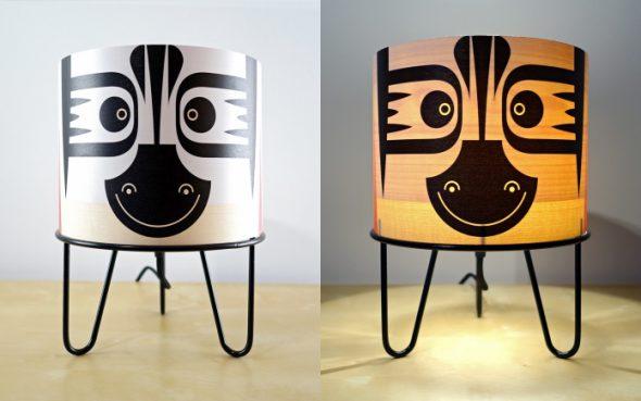 Minilum: le lampade di E-glue