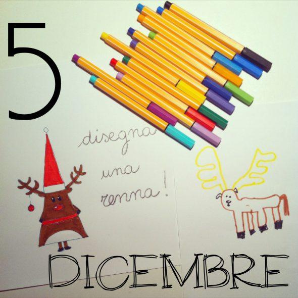 Calendario dell'Avvento: 5 Dicembre 2013 #lilAvvento