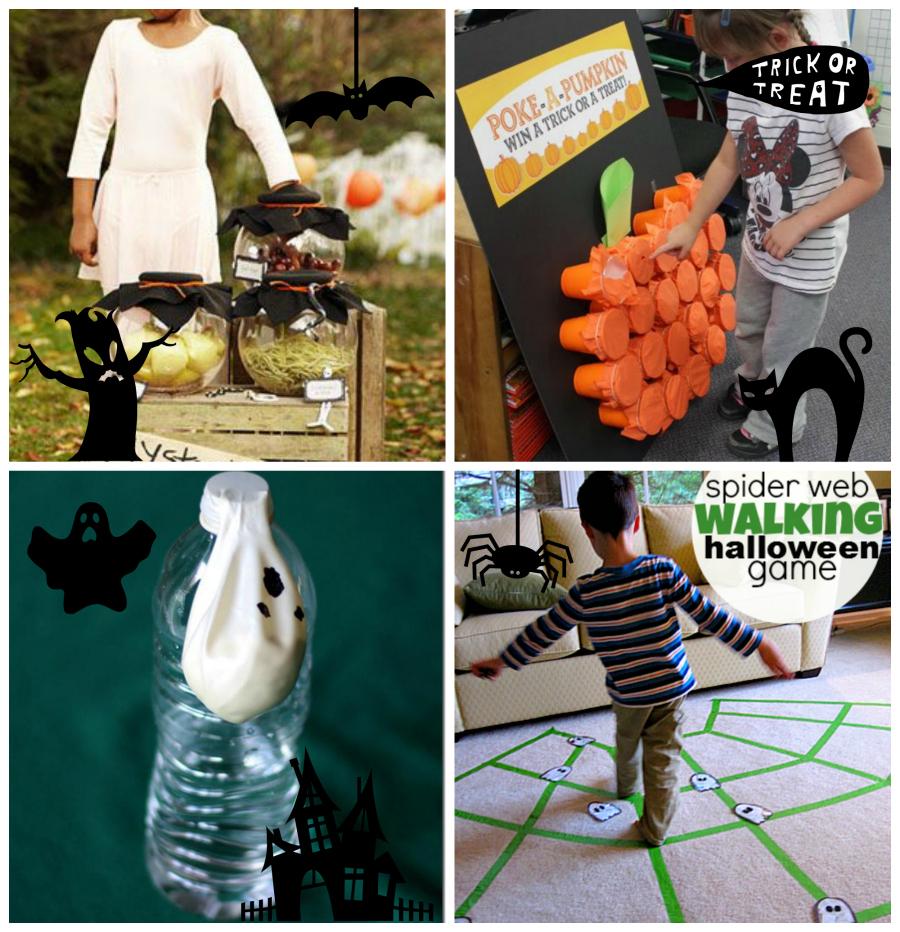 5 giochi per bambini da fare ad halloween anche in casa - Giochi di decorazione della casa ...