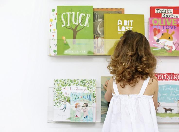 Scaffale Libreria Per Bambini : Hoppekids mdf scaffale libreria per bambini su ruote in legno